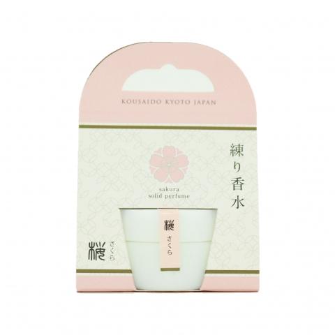 ◆花の練り香水◆ 【桜】