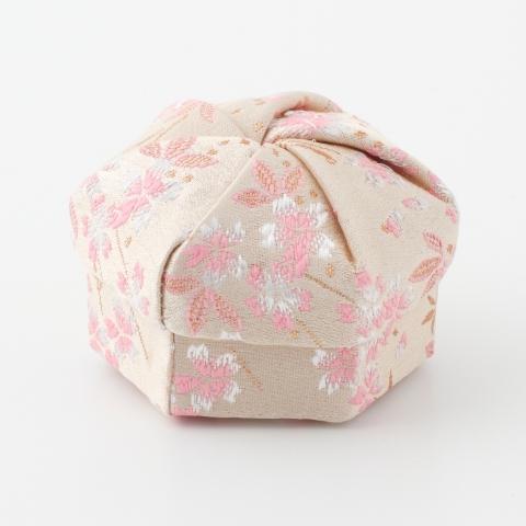 ねじり箱【枝垂桜】