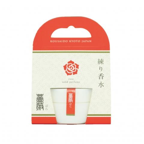 ◆花の練り香水◆ 【薔薇】