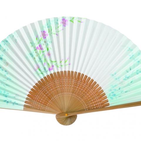 紙扇子 撫子 単品 410